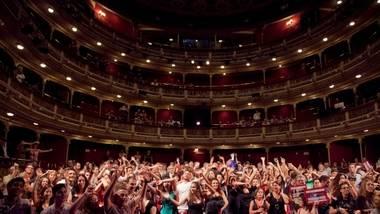 El IES Jaime Ferrán de Collado Villalba finalista nacional de los Premio 'Buero' de Teatro Joven