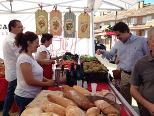 El mercado itinerante de los alimentos de Madrid se celebrará el próximo sábado en Collado Villalba