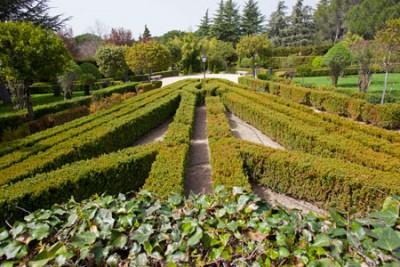 El mantenimiento de los parques y jardines de collado for Mantenimiento de parques y jardines