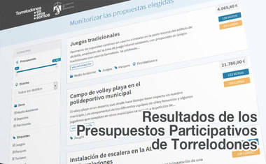 Los vecinos de Torrelodones eligen los proyectos que se harán con cargo a los primeros presupuestos participativos del municipio
