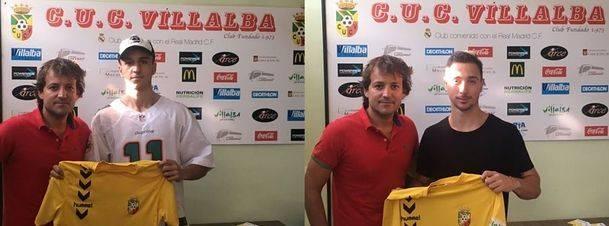 El C.U.C Villalba va perfilando la plantilla de cara a la próxima temporada en Preferente