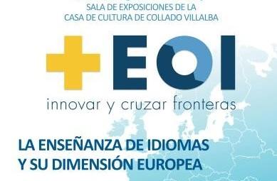 """""""La enseñanza de idiomas y su dimensión europea"""", en la Biblioteca Miguel Hernández de Collado Villalba"""