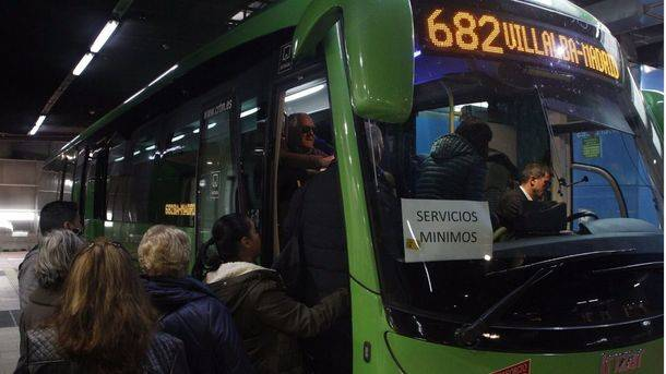 Guadarrama solicita al Consorcio de Transportes la reposición del servicio de las 6.10 horas en la línea 682