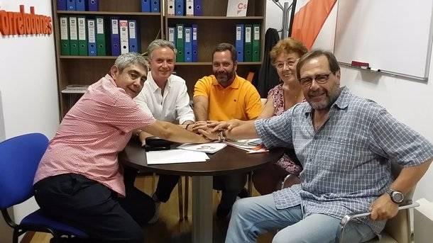 Ciudadanos de Torrelodones cuenta con una nueva Junta Directiva