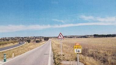 Mejora la señalización vial en los accesos a las urbanizaciones de Valdemorillo