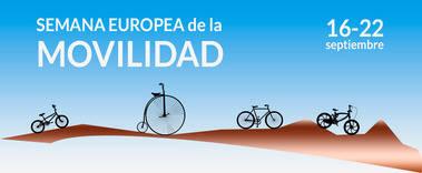 """""""Compartir te lleva más lejos"""", lema de la semana de la movilidad de Alpedrete"""