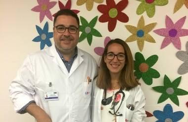 El Hospital General de Villalba incluye al primer paciente pediátrico en el programa de control de la anticoagulación oral mediante Telecontrol