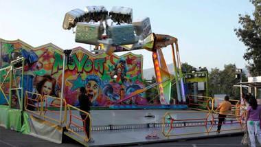 La Feria de Moralzarzal vuelve a Vía del Berrocal
