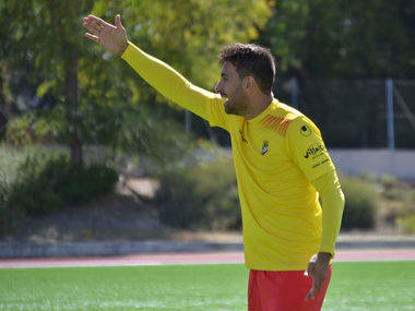 C.U.C. Villalba plantó cara a en Las Rozas (1-0) pese a jugar con seis bajas
