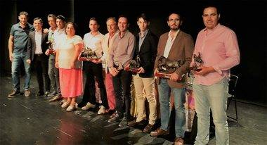 Premios Frascuelo 2016 y Feria Taurina 2017 en Moralzarzal