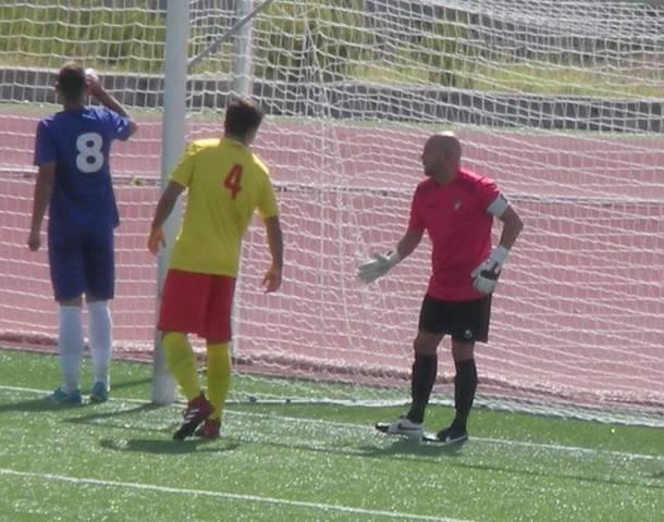 El C.U.C. Villalba consigue la primera victoria de la temporada tras derrotar al EF. Concepción (3-0)