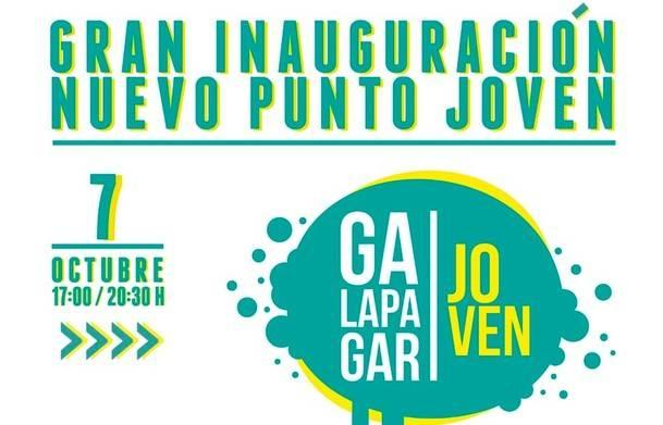 Galapagar inaugura el próximo 7 de octubre el Punto Joven con actividades, talleres y conciertos