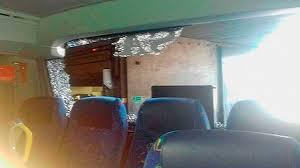 Continúan los actos vandálicos en la huelga de autobuses de la Sierra Oeste