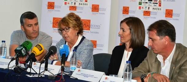 Guadarrama fue el escenario elegifo para presentar la I carrera contra la Violencia de Género de la mancomunidad 'La Maliciosa'