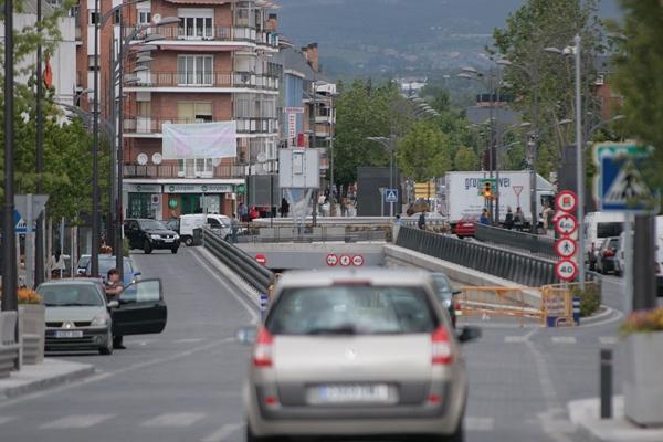 El Ayuntamiento de Collado Villalba realizará durante este mes una campaña de control de velocidad