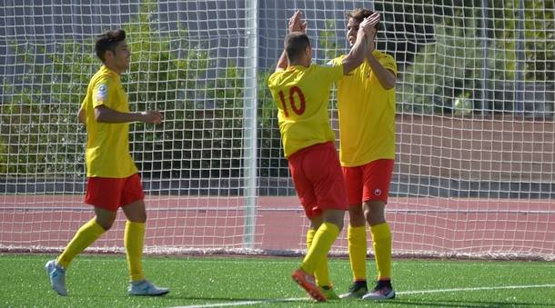 Victorias del C.D. Galapagar y Torrelodones y empate del C.U.C. Villalba en Las Rozas