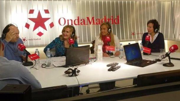 Debate sobre las deudas municipales de Collado Villalba y San Fernando de Henares en Onda Madrid