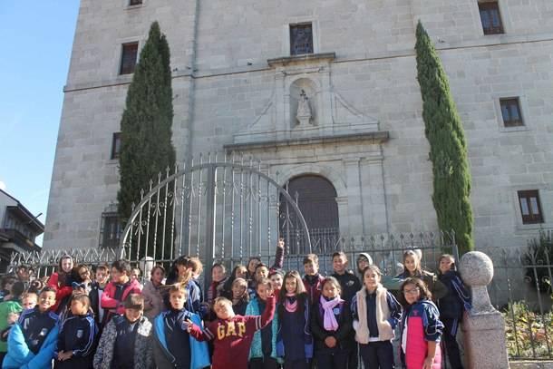 Valdemorillo, todo un descubrimiento para los escolares madrileños