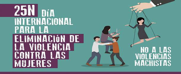 Alpedrete presenta una programación con motivo del Día contra la Violencia Machista