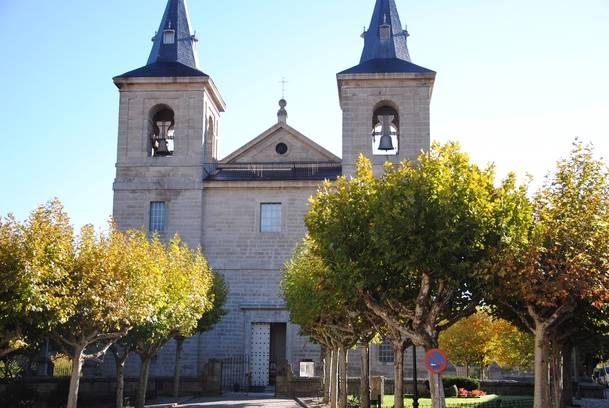 Restauración de las torres de la Iglesia de San Bernabé de El Escorial