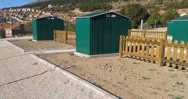 Ya se pueden solicitar en San Lorenzo de El Escorial el uso de los huertos sociales municipales