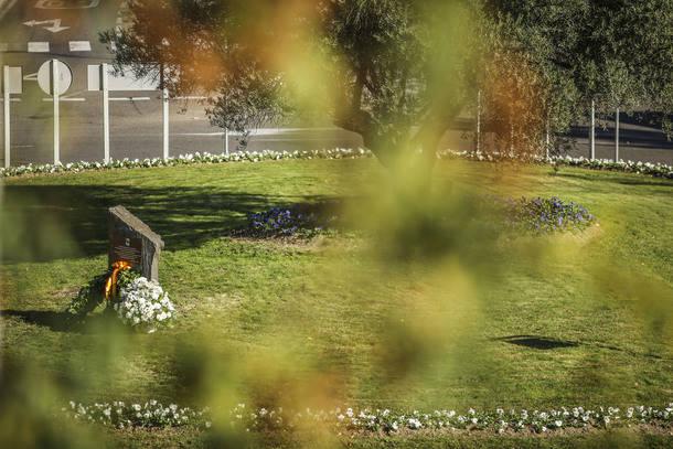 Las Rozas pone el nombre de una plaza del municipio al Teniente Saúl López Quesada