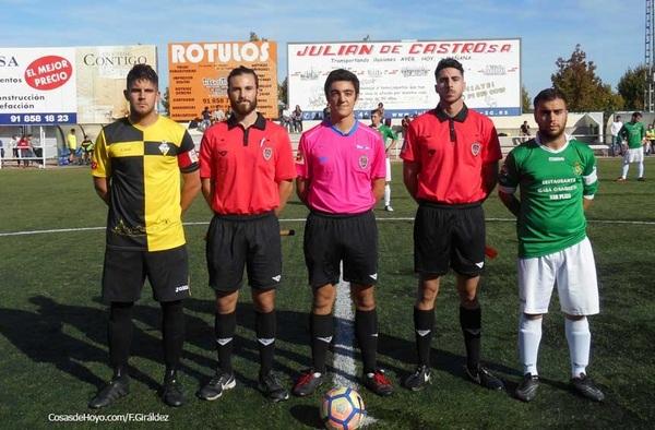 Resultados de la octava jornada de Primera, Segunda y Tercera Aficionados, Grupo I