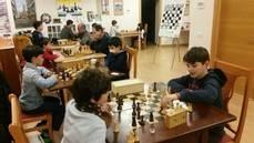 El próximo sábado se celebra el II Torneo de Ajedrez de Mataelpino