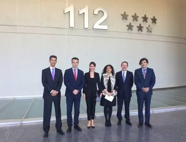 Madrid 112 consigue la certificación ISO en Gestión de Emergencias