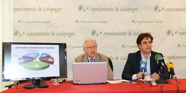 El Ayuntamiento de Galapagar explica cómo se gastará los más de 26 millones del presupuesto de 2018