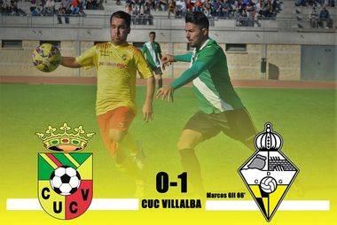 El Derby entre el C.U. Collado Villalba y el C.D. Galapagar se decantó a favor de los galapagueños