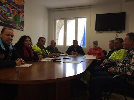 Alpedrete ya tienen preparado el Plan de Inclemencias invernales 2017/2018