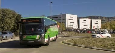 Madrid y el Hospital General de Collado Villalba estarán conectados a través de una línea interurbana de autobuses