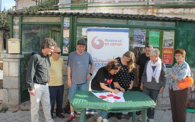 Moralzarzal en Común duda sobre la financiación y construcción del futuro Centro Cívico en el municipio