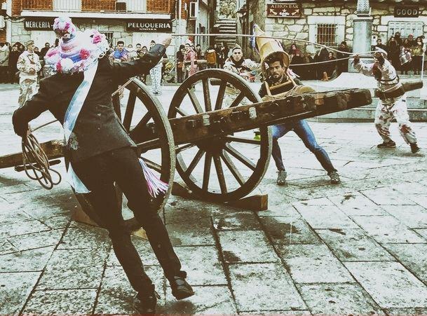 Fresnedillas de la Oliva celebra la próxima semana la fiesta de La Vaquilla