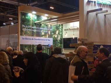 Fitur 2018 acoge la Sierra de Guadarrama más sabrosa