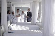 Se abre una nueva sala para pacientes en las Urgencias del Hospital La Paz