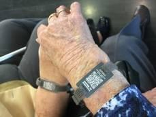 Nuevo plazo de solicitud de pulseras de identificación y localización para personas con Alzheimer o demencia