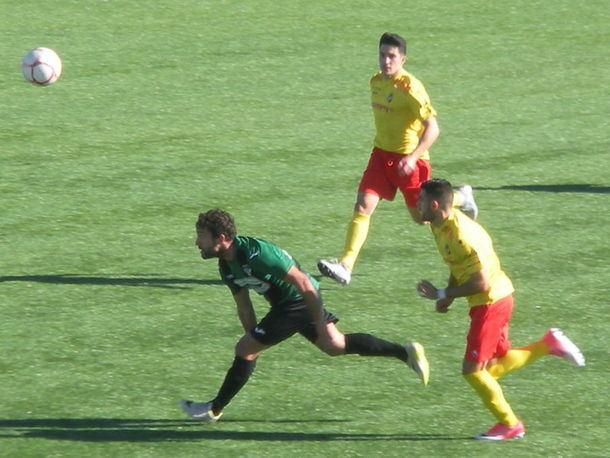 Importante victoria del C.U. Collado Villalba frente al Periso (3-1) y del Galapagar ante Villanueva Pardillo (2-1)