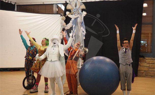 El carnaval, una explosión de la imaginación infantil