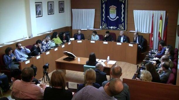 El alcalde de Moralzarzal saca adelante la moción de confianza