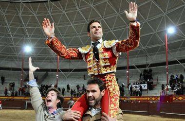 Valdemorillo entregará este viernes 'Las Chimeneas de Platino' a los diestros Miguel A. León y Juan Miguel