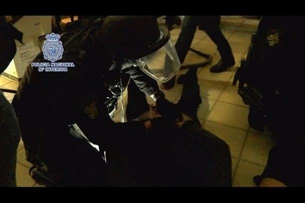 Un GEO herido de bala en el asalto al chalet de un presunto narcotraficante de Alpedrete