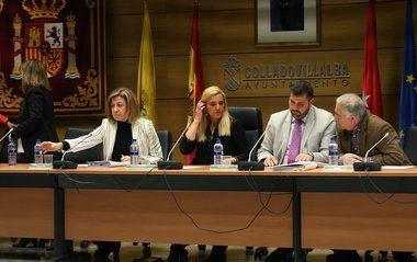 La aprobación inicial de los presupuestos de Collado Villalba puede terminar en los tribunales
