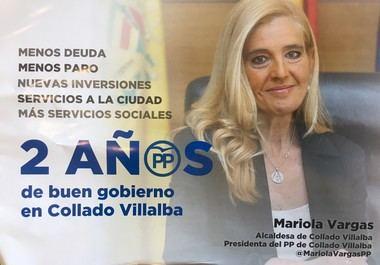 ¿El PP de Collado Villalba entra en campaña electoral?