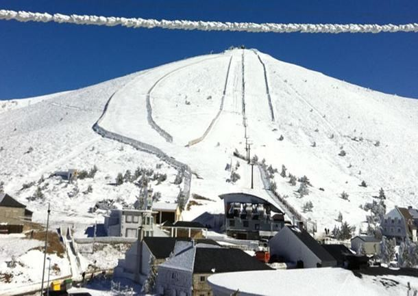 Cierra la estación de esquí del Puerto de Navacerrada con 'la mejor temporada' de los últimos 10 años
