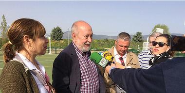 Construcción y remodelación de pistas multideportivas en Alpedrete