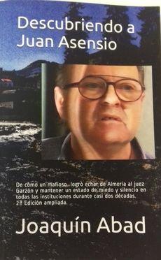 'Descubriendo a Juan Asensio', de Joaquín Abad, libro recomendado por Carlos Herrera en el Día del Libro