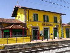 Concentración en Robledo de Chavela por la no inclusión en la Red de Cercanías