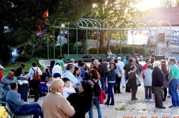Hoy comienzan las fiestas de San José Obrero en el barrio de El Gorronal de Collado Villalba